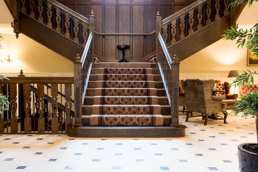 Staircase, Lough Eske Castle