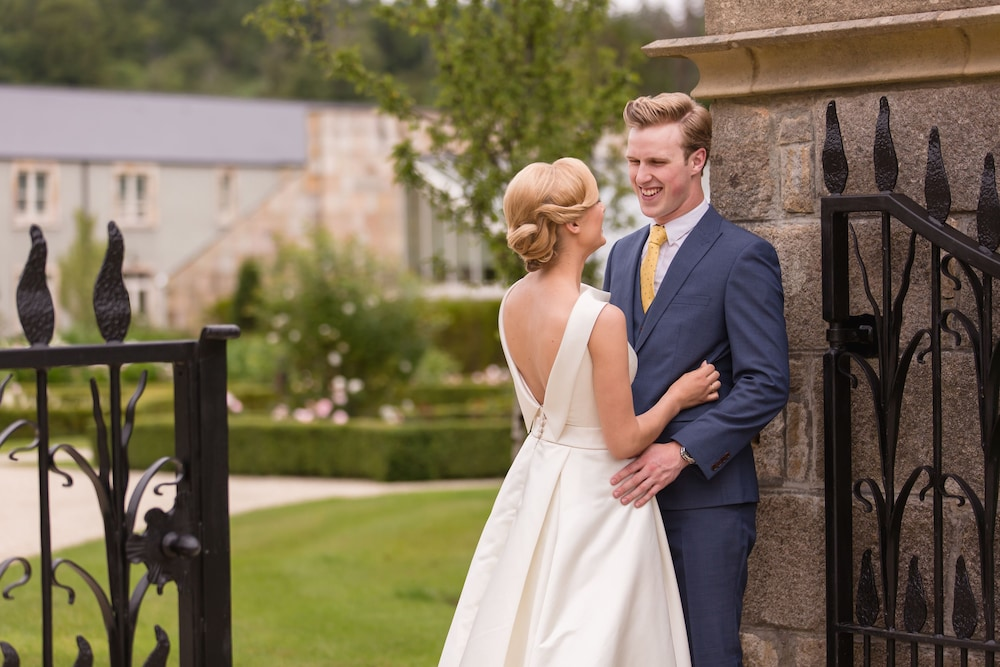 Outdoor Wedding Area, Lough Eske Castle