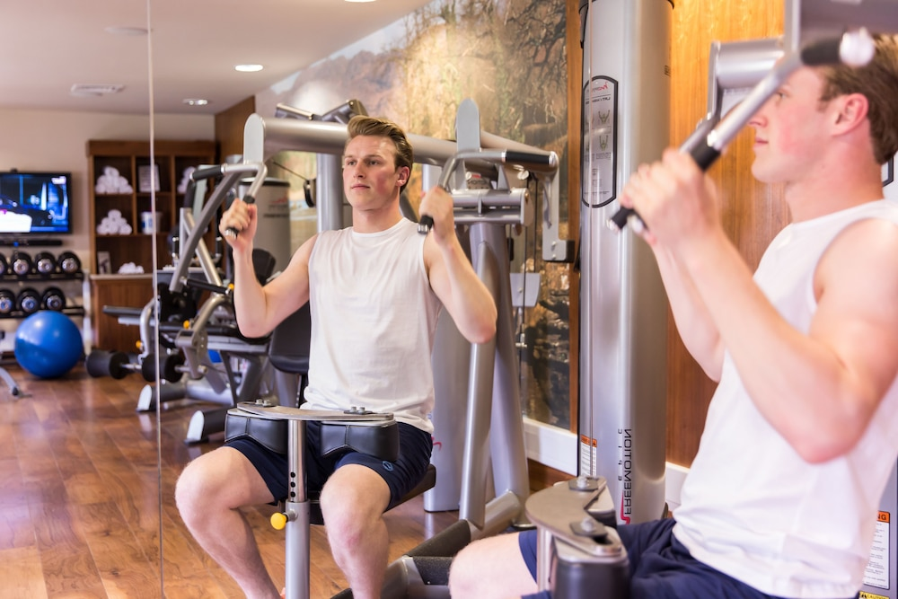Gym, Lough Eske Castle