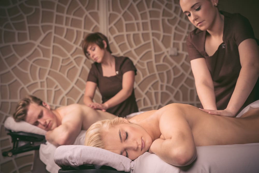 Massage, Lough Eske Castle
