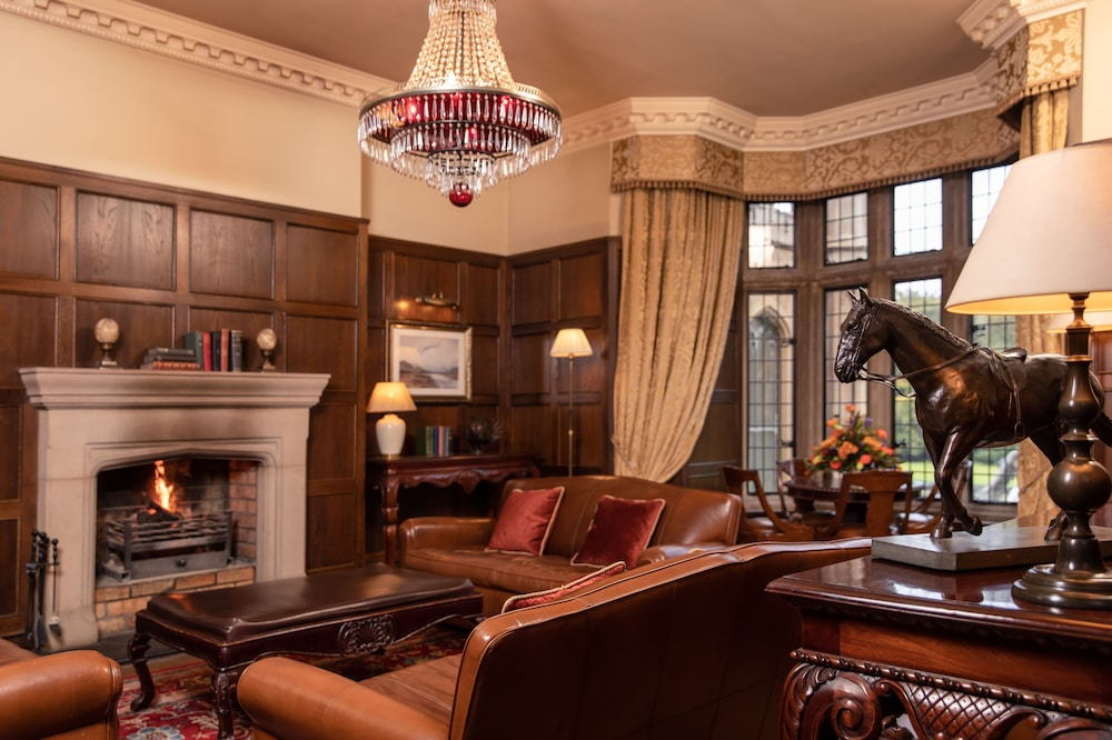 Lobby Sitting Area, Lough Eske Castle