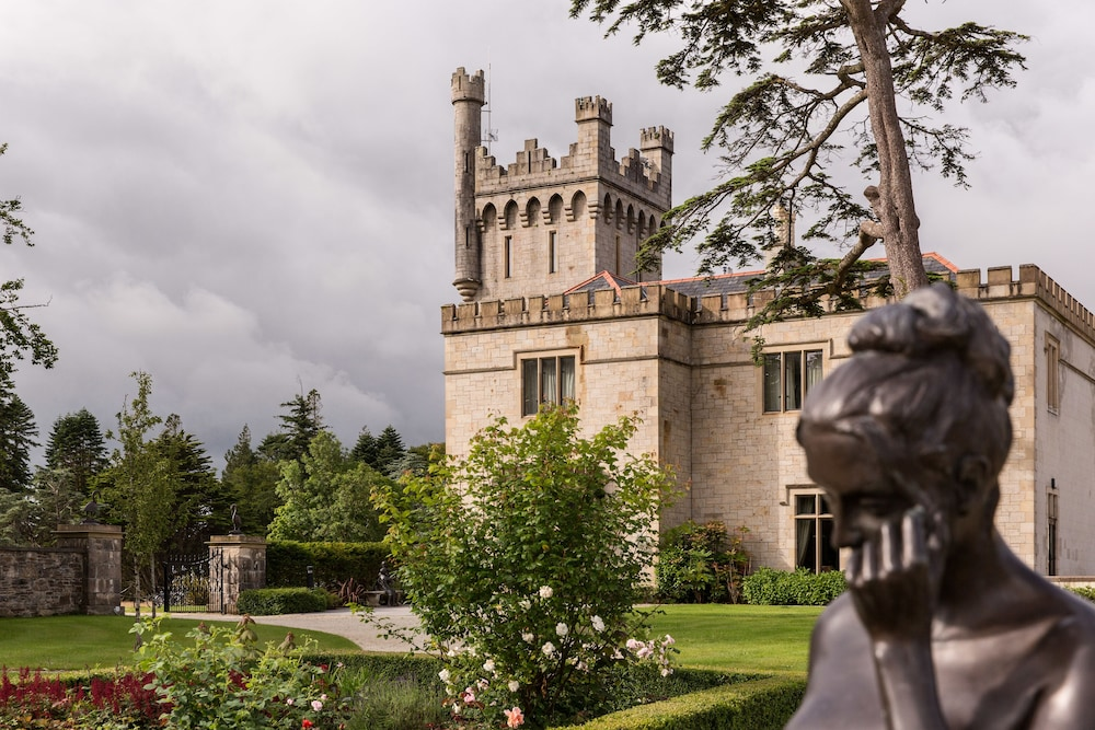Exterior detail, Lough Eske Castle