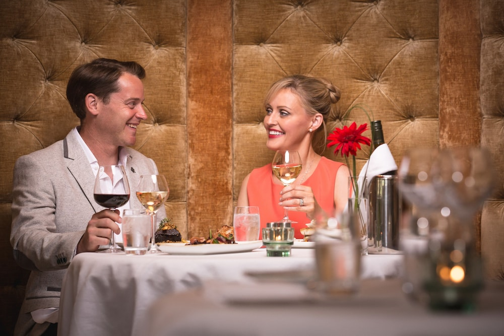 Couples Dining, Lough Eske Castle