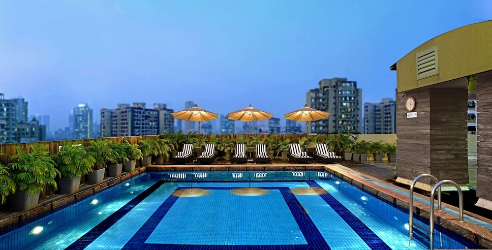 Outdoor Pool, Radisson Mumbai Goregaon