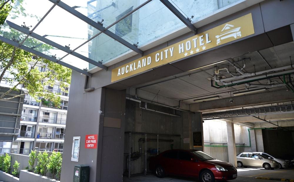 Casino auckland parking