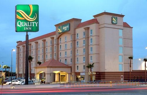 Hotel Quality Inn Ciudad Juarez Consulado