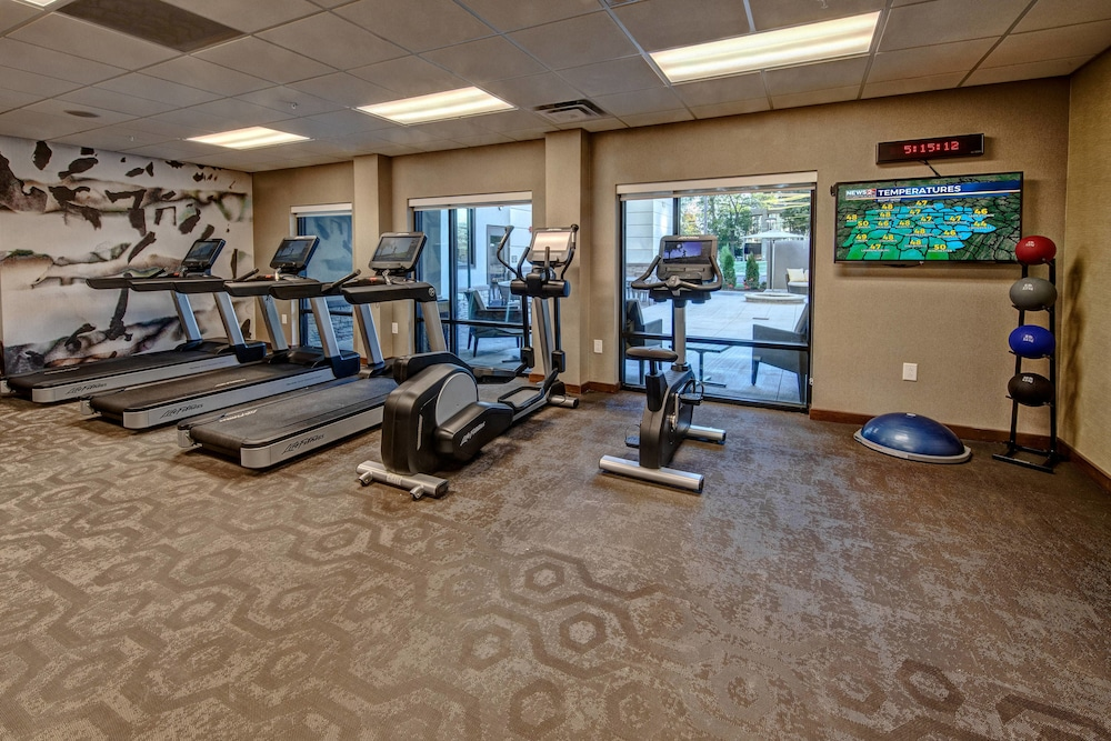Sports Facility, Residence Inn by Marriott Nashville at Opryland