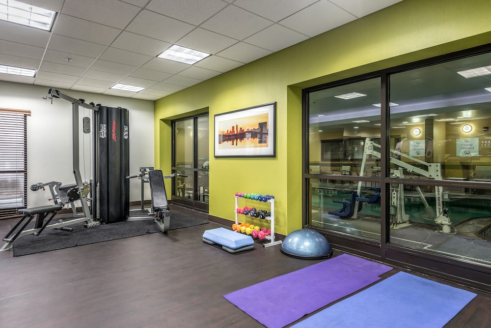 Fitness Facility, Holiday Inn Indianapolis Downtown