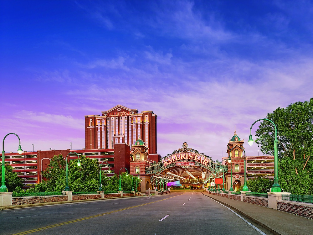 Ameristar Casino Resort And Spa St Charles In St Louis Hotel