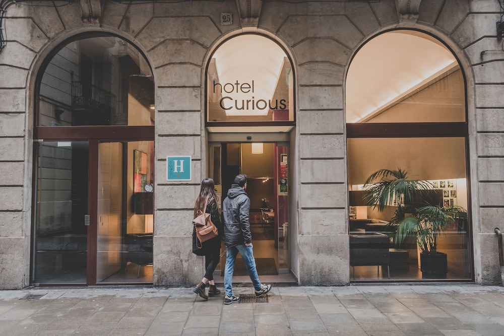 Featured Image, Hotel Curious