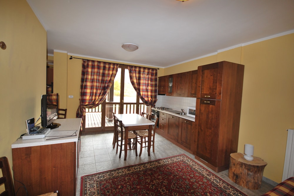 Private Kitchenette, Chalet Edelweiss
