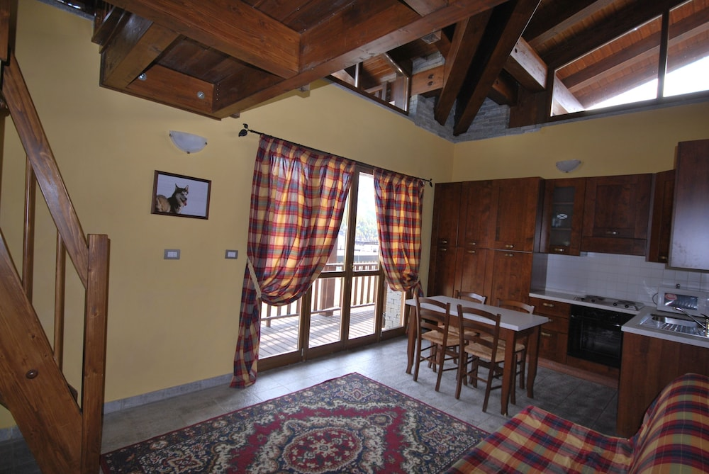 Living Room, Chalet Edelweiss