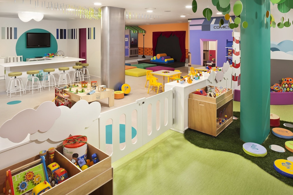 Children's Play Area - Indoor, Gran Melia Palacio de Isora