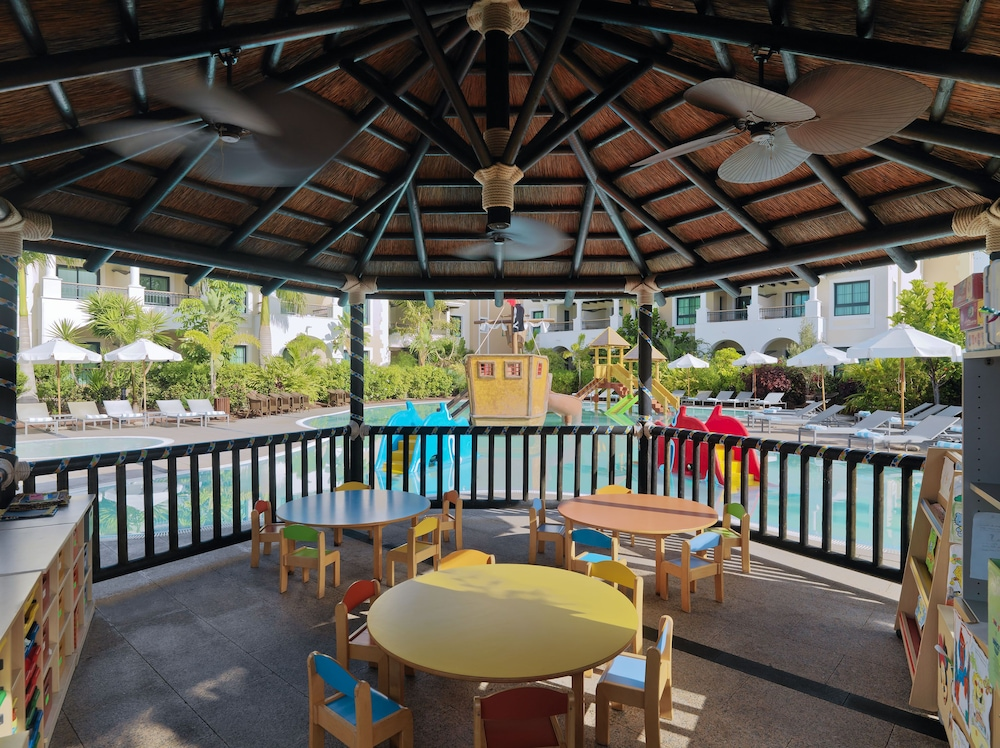Children's Play Area - Outdoor, Gran Melia Palacio de Isora