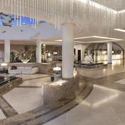 Indendørs hotelområde