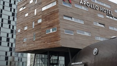 Apollo Hotel Almere City Centre