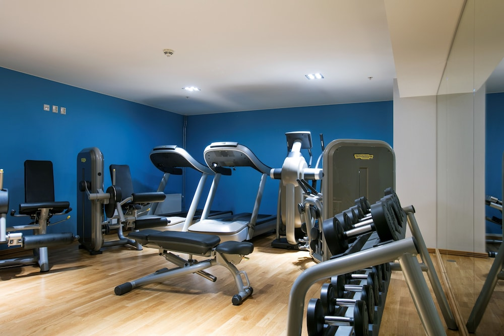 Comfort hotel xpress youngstorget oslo nor for Gimnasio yong