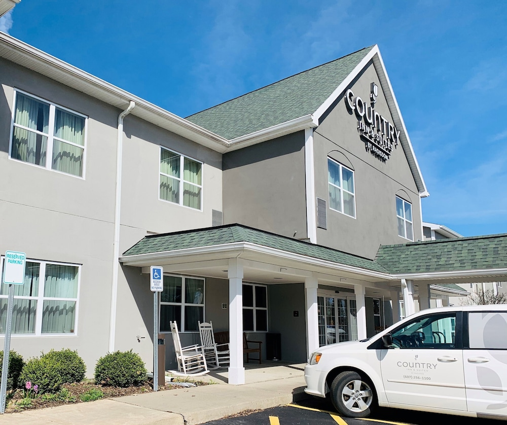 Exterior, Country Inn & Suites by Radisson, Ithaca, NY