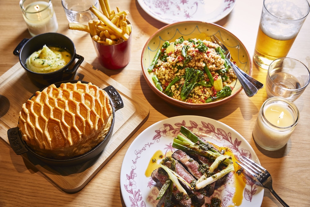Food and Drink, Mama Shelter London - Shoreditch