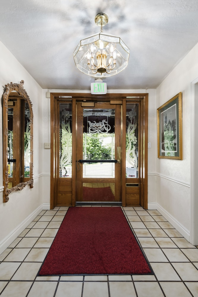 Interior Entrance, The Kimball at Temple Square