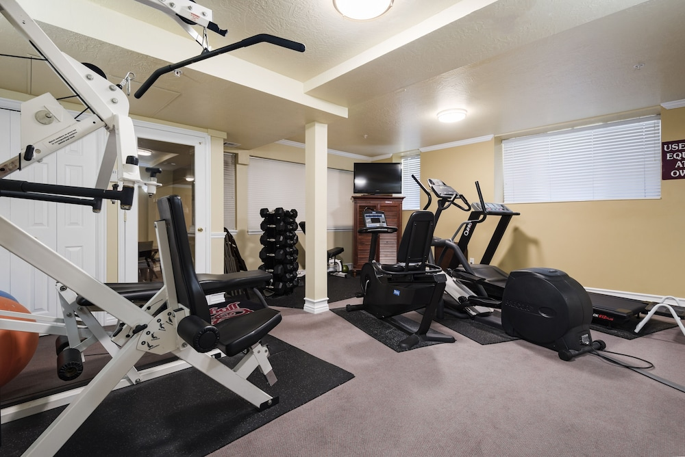 Fitness Facility, The Kimball at Temple Square