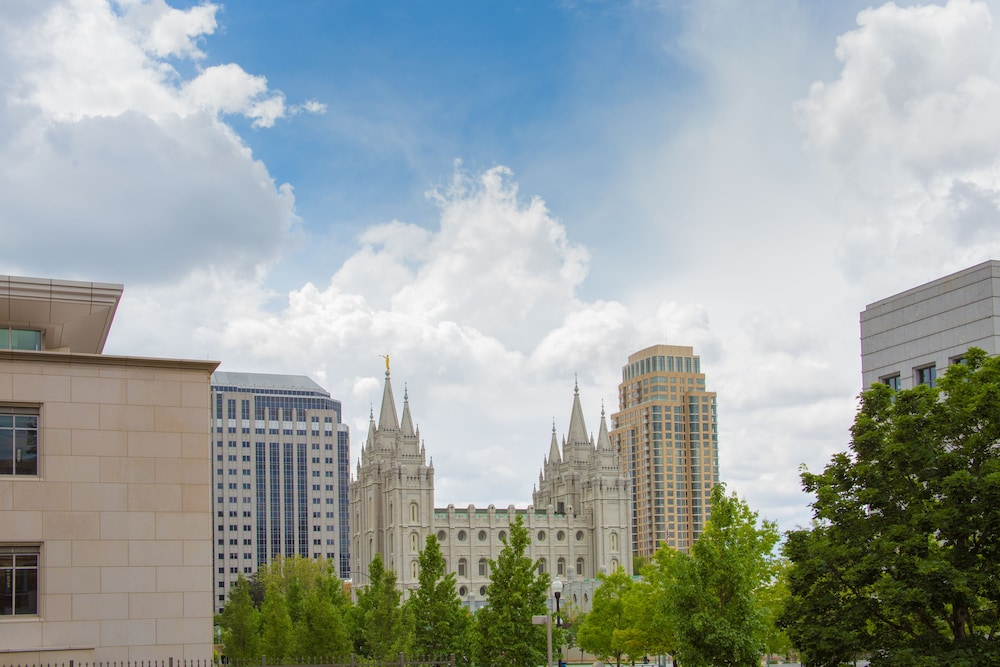 View from Property, The Kimball at Temple Square