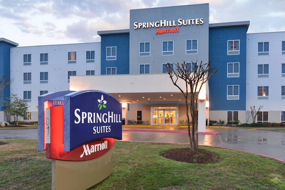 Exterior, SpringHill Suites Shreveport-Bossier City/Louisiana Downs
