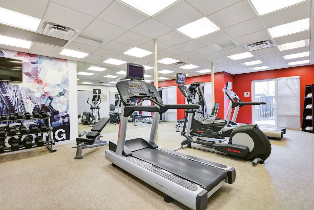 Fitness Facility, SpringHill Suites Shreveport-Bossier City/Louisiana Downs