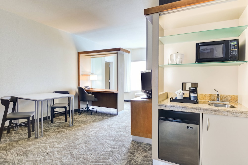 Private Kitchenette, SpringHill Suites Shreveport-Bossier City/Louisiana Downs