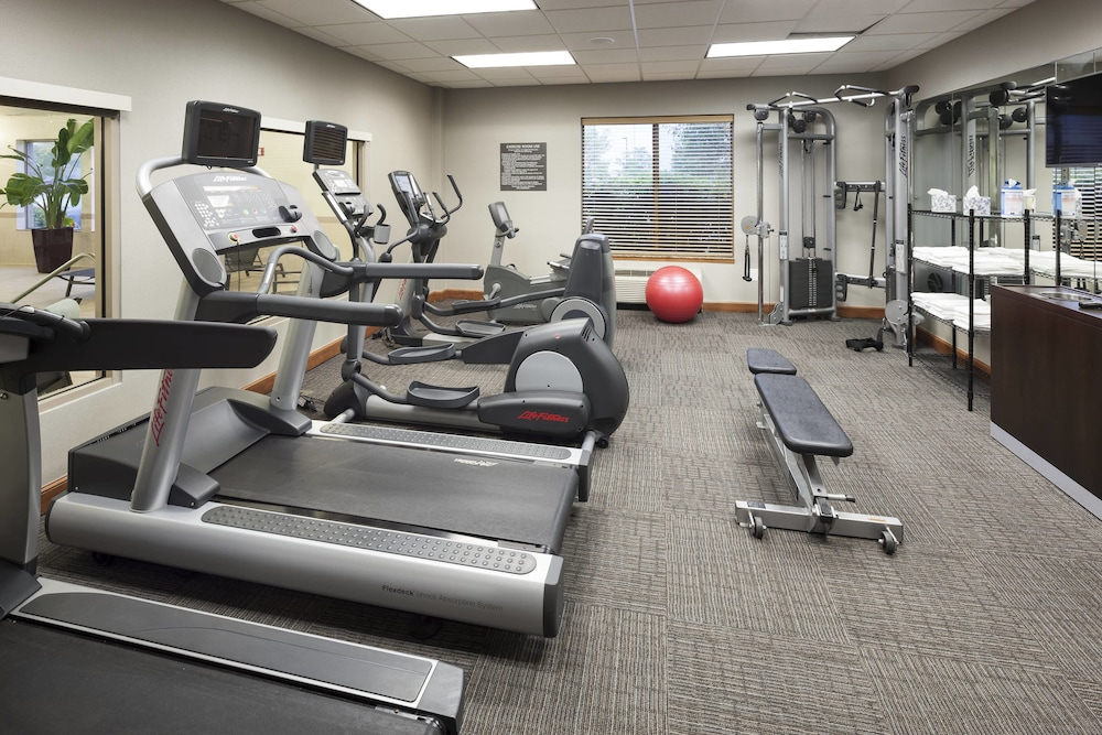 Fitness Facility, Residence Inn by Marriott Chicago Lake Forest/Mettawa