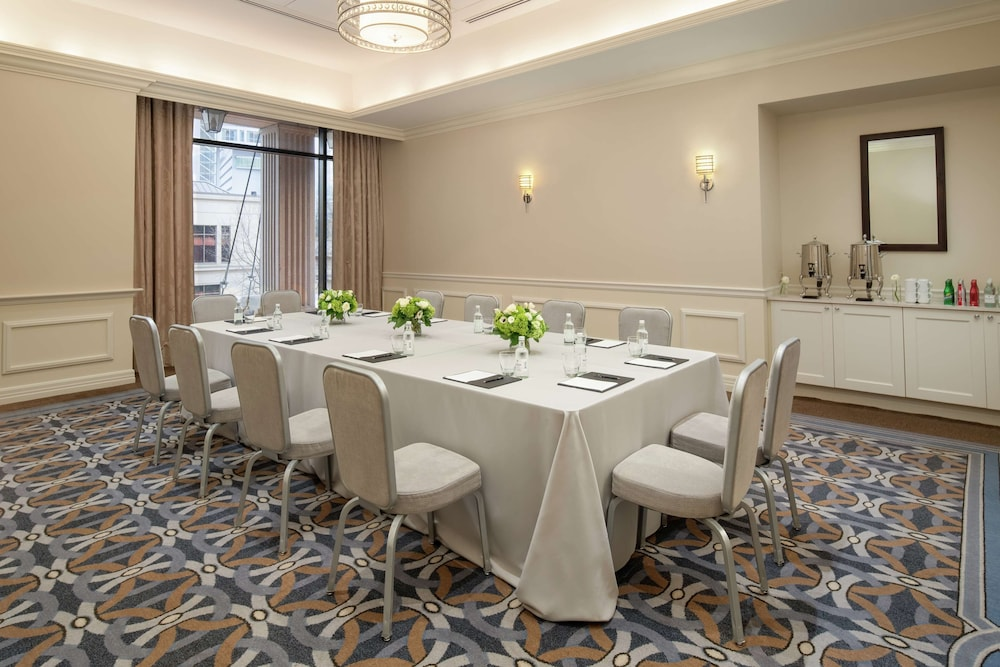 Meeting Facility, Waldorf Astoria Atlanta Buckhead