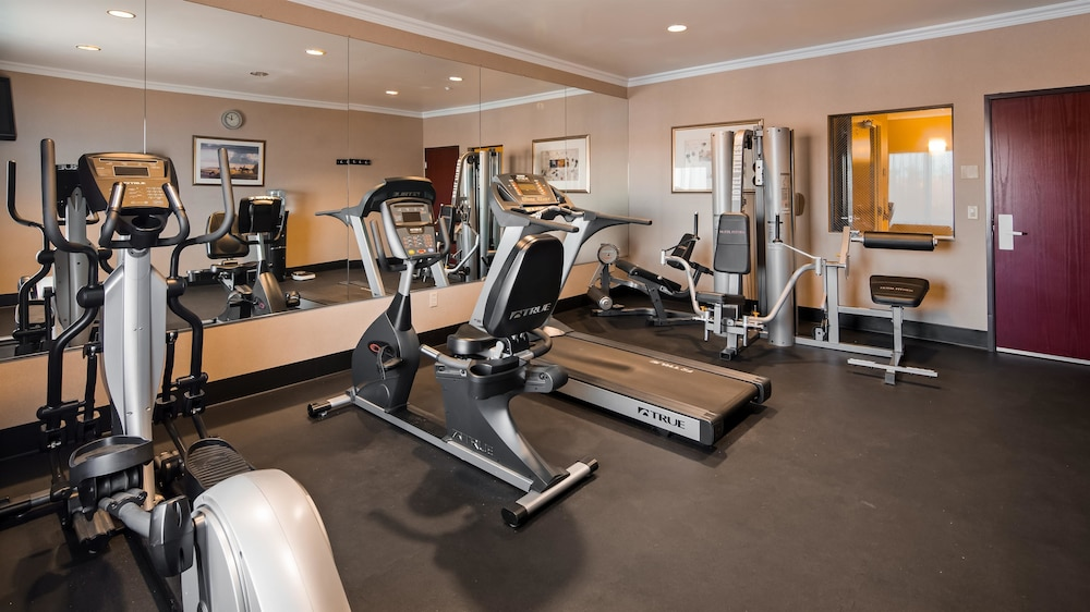 Fitness Facility, Best Western Joshua Tree Hotel & Suites