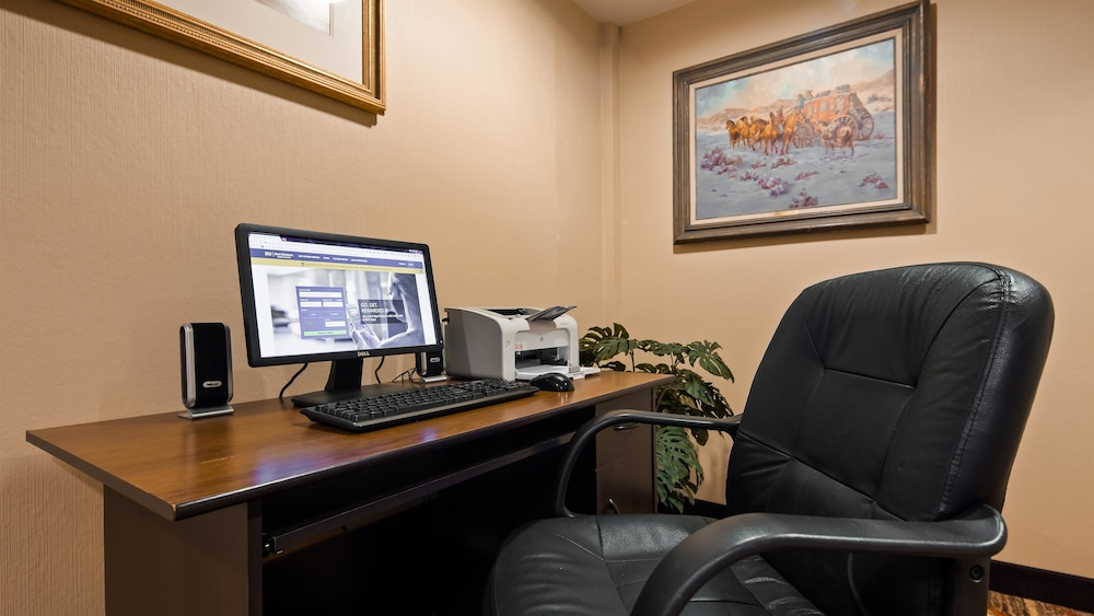 Business Center, Best Western Joshua Tree Hotel & Suites