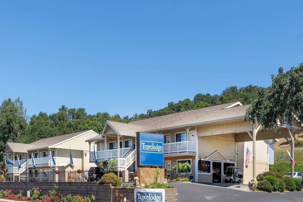 Exterior, Travelodge by Wyndham Angels Camp CA