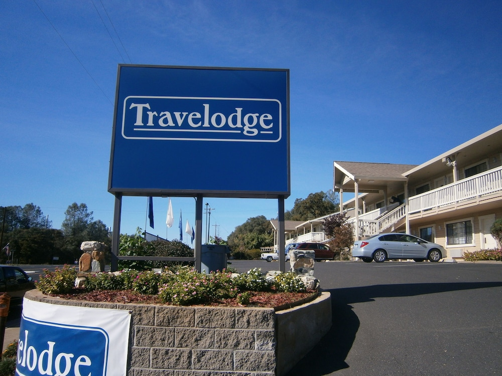 Front of Property, Travelodge by Wyndham Angels Camp CA