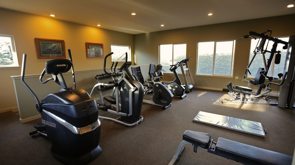 Fitness Facility, Long Beach Lodge Resort