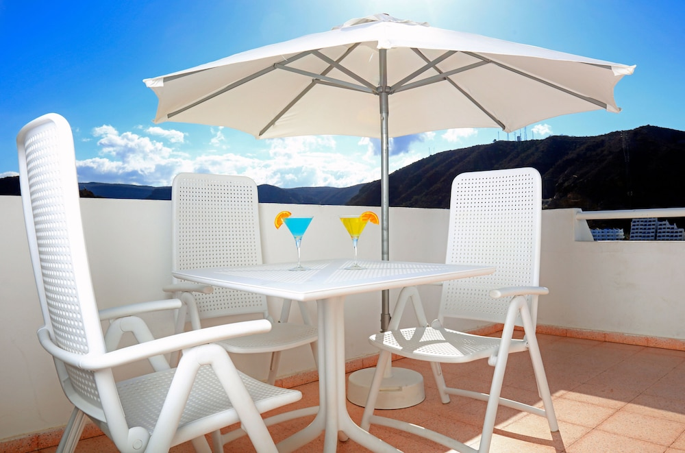 Balcony, Canaima Apartments - Adults Only