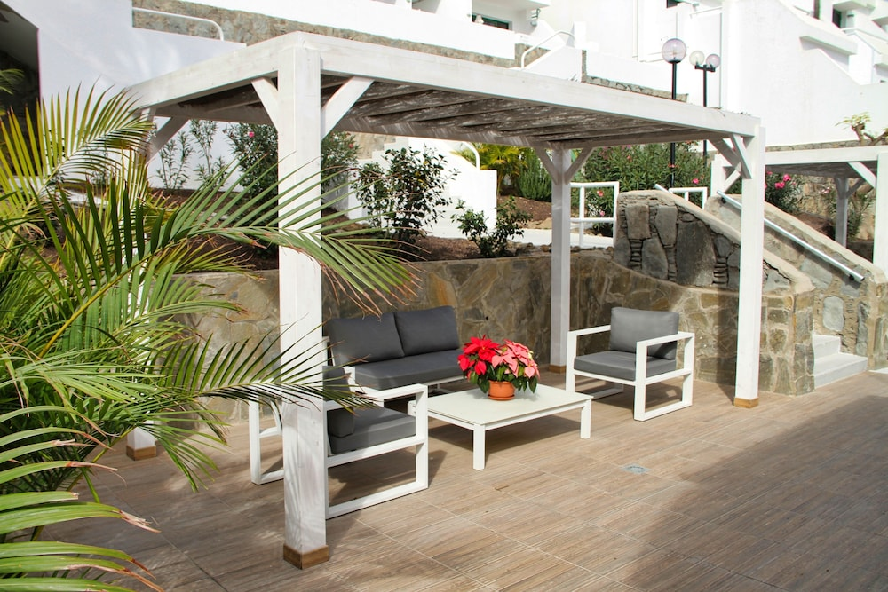 Terrace/Patio, Canaima Apartments - Adults Only
