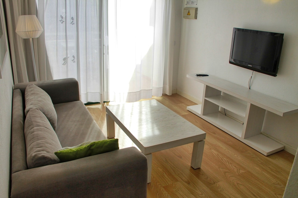 Living Area, Canaima Apartments - Adults Only