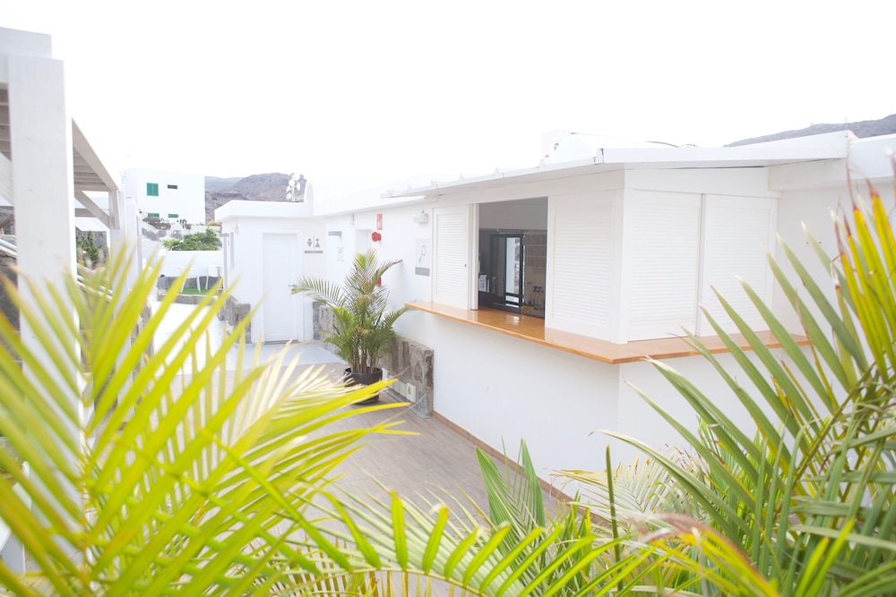 Reception, Canaima Apartments - Adults Only