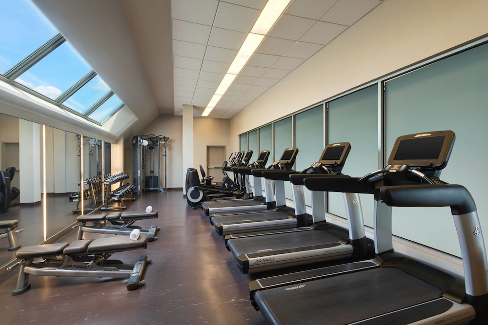 Fitness Facility, The Westin Reston Heights