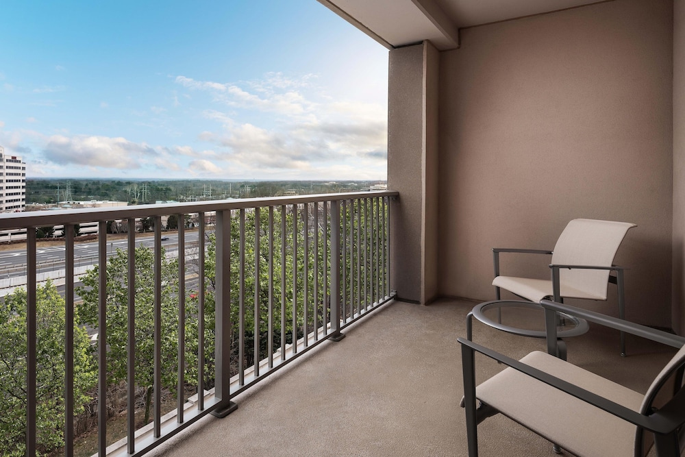 Balcony, The Westin Reston Heights