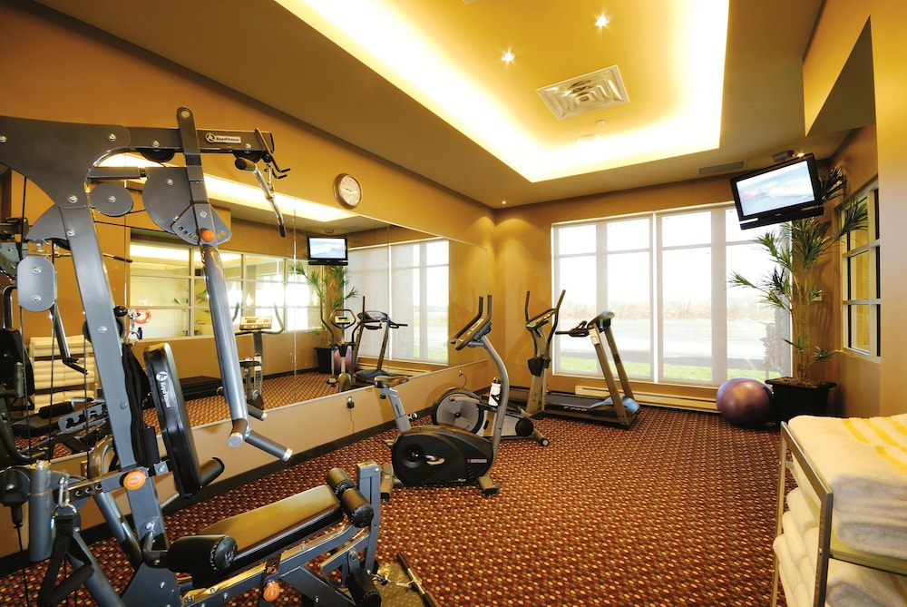 Gym, Imperia Hotel and Suites
