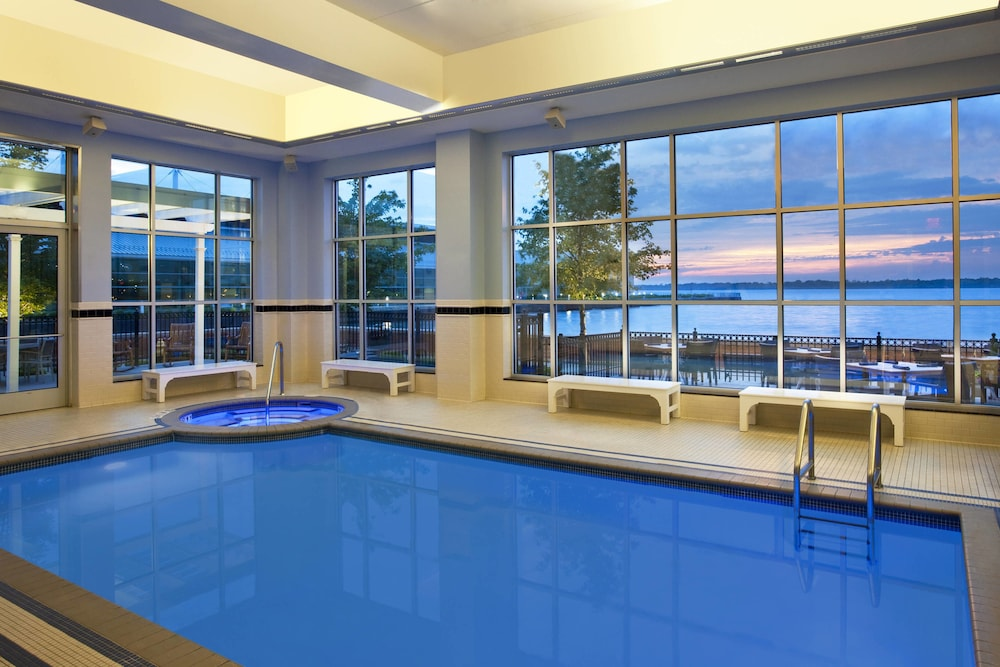 Indoor Pool, Sheraton Erie Bayfront Hotel
