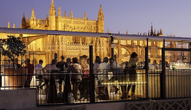 Eme Catedral Hotel In Seville Spain Expedia