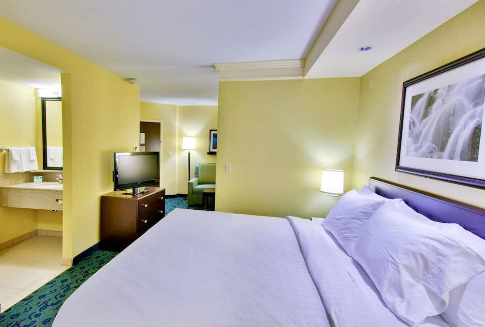 Room, SpringHill Suites by Marriott Birmingham Colonnade