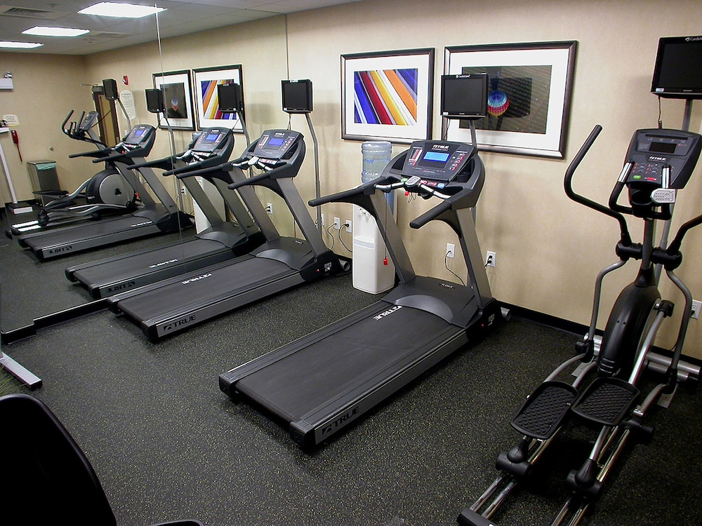 Fitness Facility, SpringHill Suites by Marriott Birmingham Colonnade