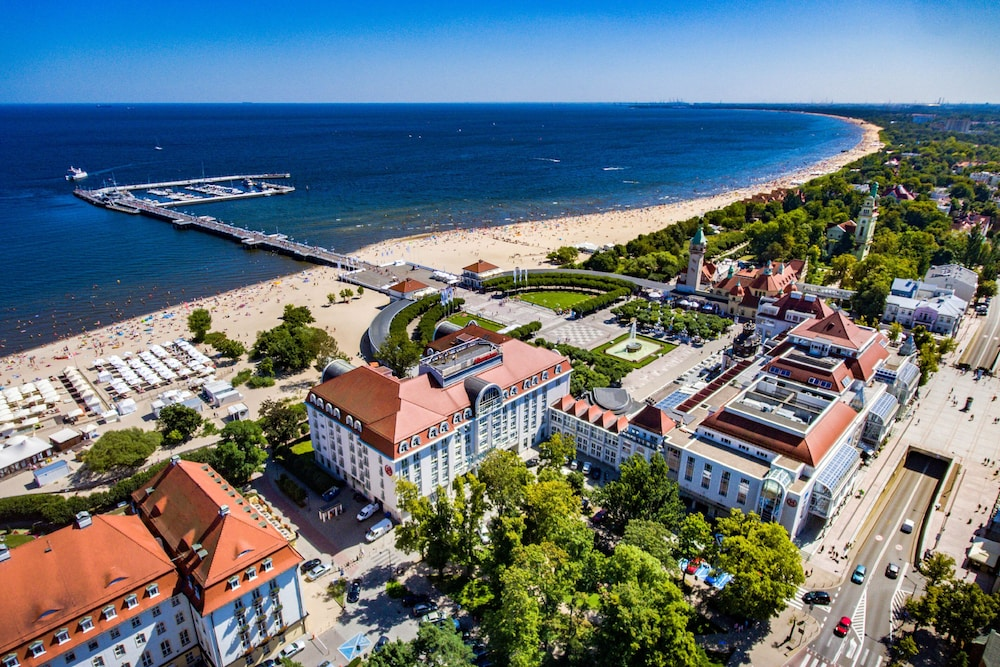 Featured Image, Sheraton Sopot Hotel