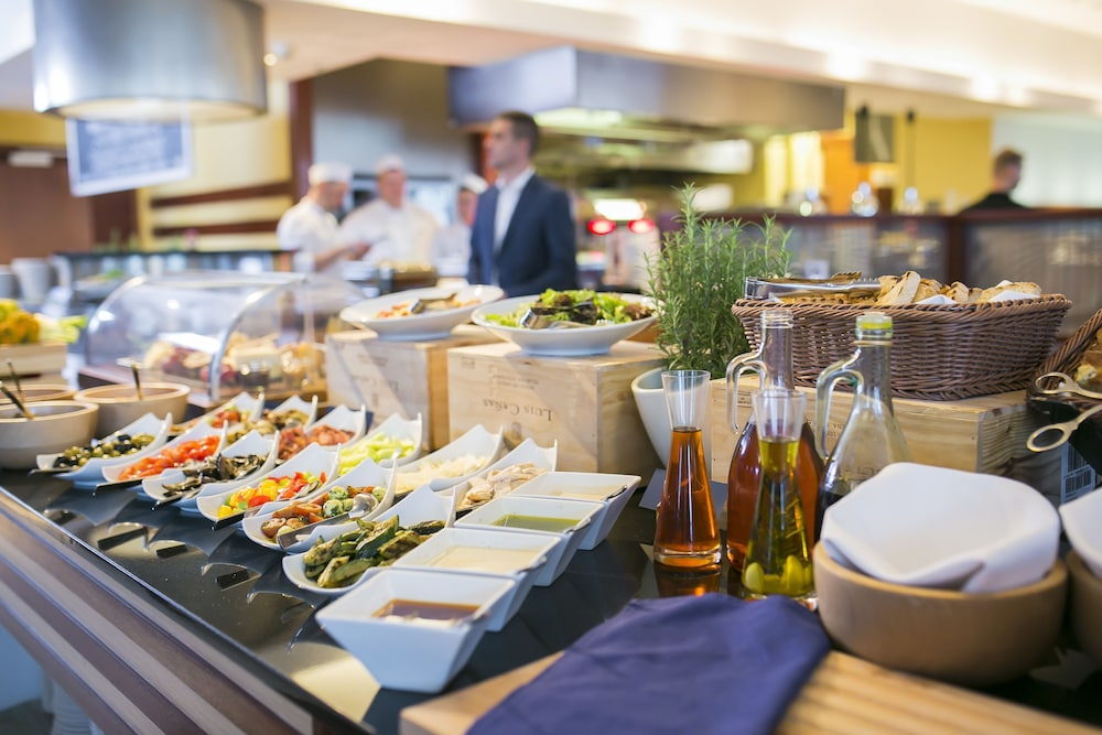 Food and Drink, Sheraton Sopot Hotel