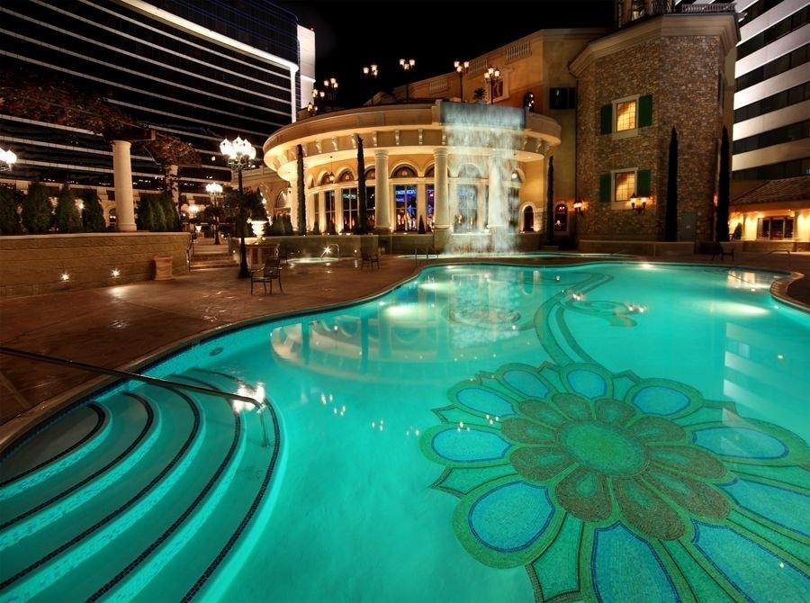 Reno casino lodging